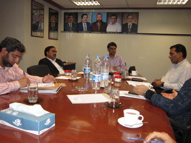 TMA Trade Delegation Meeting Held in TMA