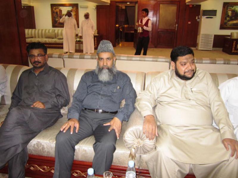TMA TRADE DELEGATION TO SAUDI ARABIA