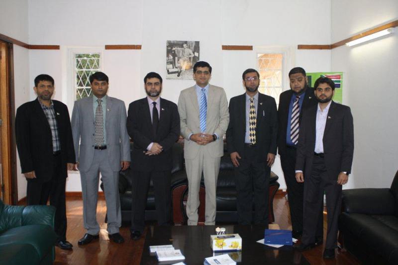 TMA Trade Delegation visited South Africa