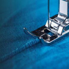 Stitching Setup- Elastic Sewing Machine