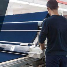 Fabric Grading Machine