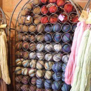 Yarn Receiving & Storage