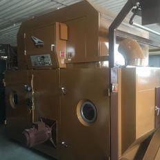 Drying Setup: Continuous Anglada Tumbler