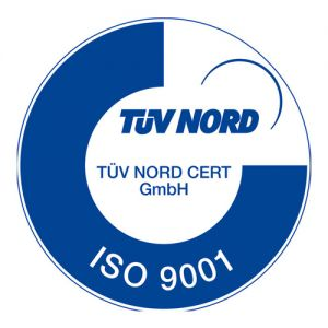 ISO 9001 TUV NORD