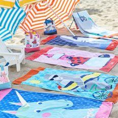 Beach Kids Towel