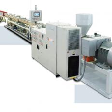 Polypropylene Fine Pipe Extrusion Machine