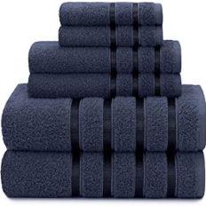 Viscose Stripe Towel