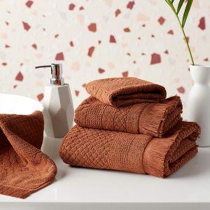 Diamond Jacquard Towel