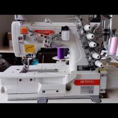 Stitching Setup- Interlock Machine