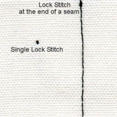 Stitching Setup-Lockstitch