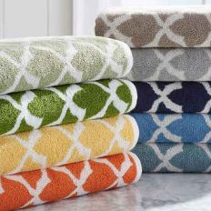 Yarn Dyed Jacquard Towels