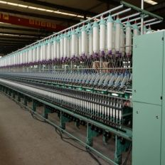 Spindles of Ring Yarn