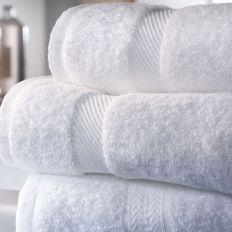 Dobby Plush Towel