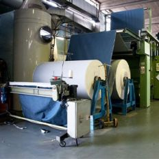 Dyeing Setup- Pad Stream Dyeing Machine