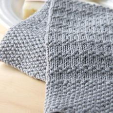 Knitted Towel
