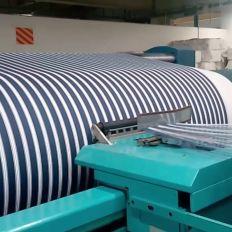 Warping- Sectional Warping Machine